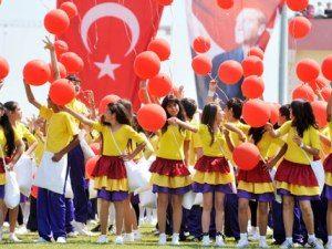 Міжнародний дитячий фестиваль в Анталії