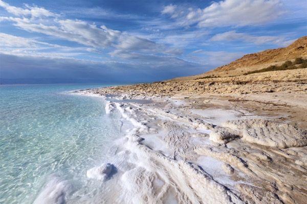 Мінерали мертвого моря. Якою ізраїльської косметиці вони присутні?