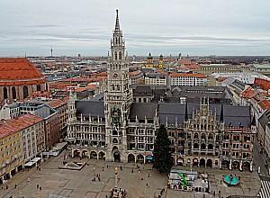 Мюнхен: пам`ятки