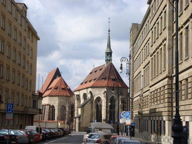 Монастир Св. Агнеси Богемської (Kl ter sv. Ane ky esk )