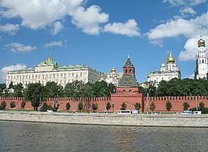 Москва: пам`ятки