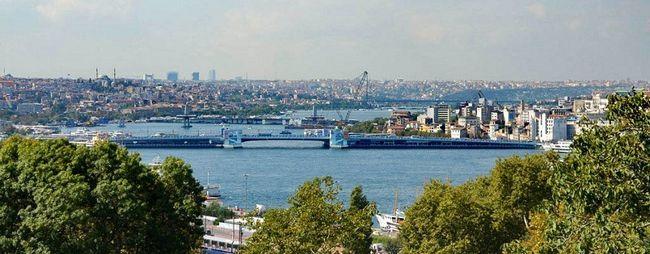 Мости через бухту золотий ріг в стамбулі, туреччина. Фото і відео мостів через затоку. »Карта мандрівника