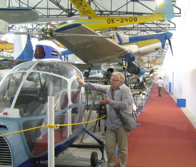 Музей авіації кбели (звіт андрея)