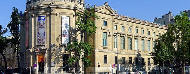 Музей гіме в парижі, франція. Музей східних мистецтв на фото. »Карта мандрівника