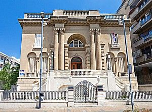 Музей ніколи тесли в белграді