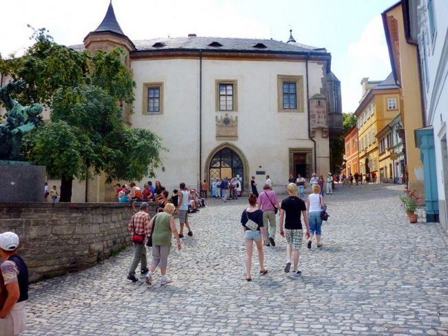 Музей срібла градек і середньовічна срібна шахта