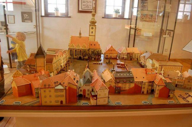 Музей шоколаду і марципанів