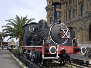 Музей турецьких залізниць - подорож в минуле
