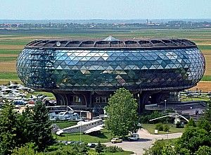 Музей повітроплавання в белграді