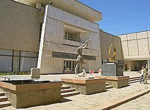 Національний музей мистецтв імені гапаров айтієва