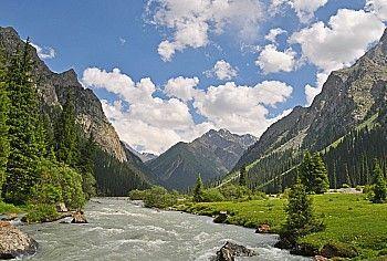 Національний парк ала-арча