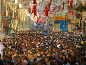 Населення туреччині перевищило 75 мільйонів чоловік
