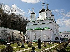 Благовіщенський монастир в Нижньому Новгороді