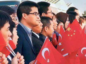 Нова ера у відносинах туреччині і китаю