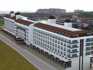 Нові готелі аланії