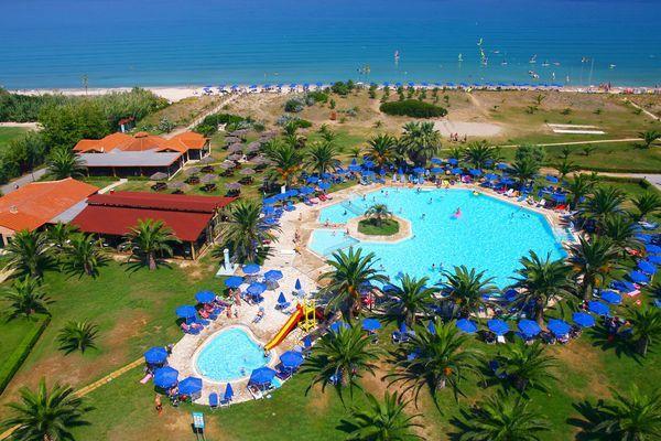 Gelina Village Resort & SPA 4 *, курорт Ахараві