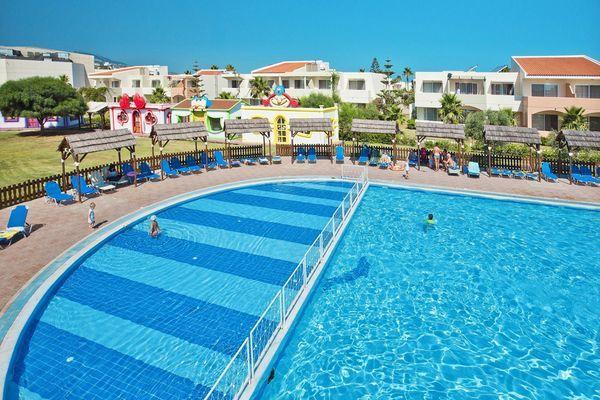 Kipriiotis Village Resort 4 *, Додеканес
