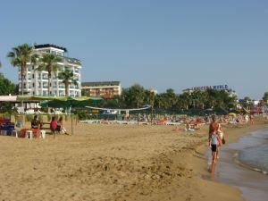Готелі аланії з піщаним пляжем