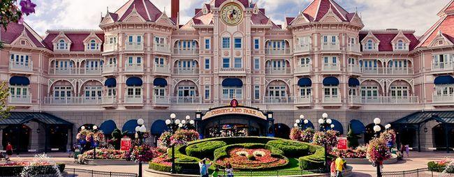 Готелі на території парку діснейленд в парижі, франція. Готелі біля діснейленду і ціни на них. Фото, а також відгуки. »Карта мандрівника