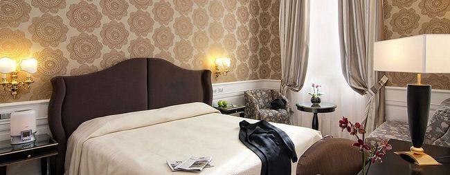 Готелі в Римі 3 зірки, Італія