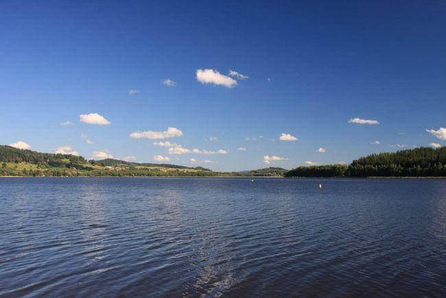 Озеро Липно (Lipno)