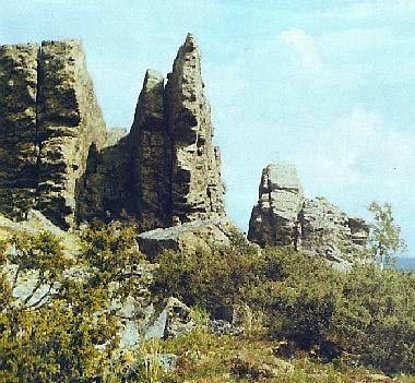 Гора Торре-Порро-Из. північний Урал