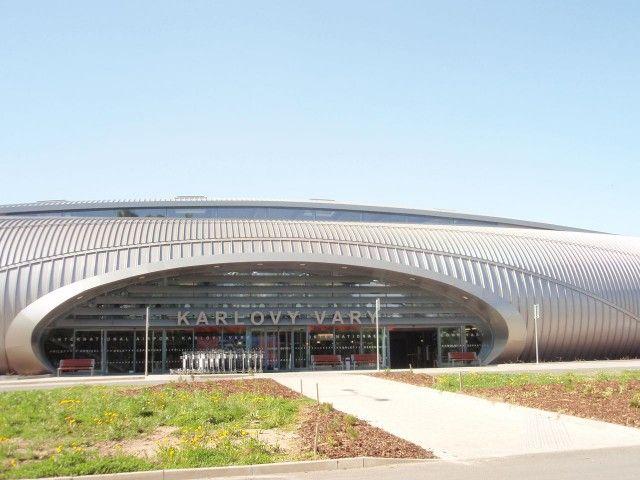 Карловарський аеропорт (Leti t Karlovy Vary)