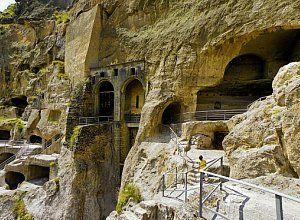 Печерні міста вардзія