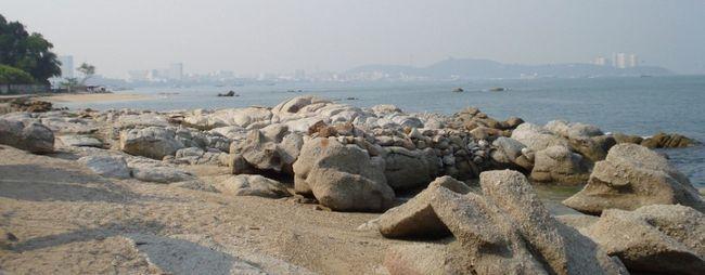 Пляж донгтан бич в паттайя, тайланд: відгуки, на карті, фото. »Карта мандрівника