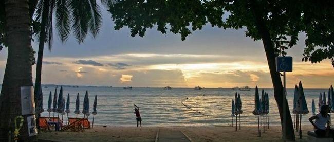 Пляж джомтьен бич в паттайя, таїланд: пам`ятки, фото, відео, відгуки. »Карта мандрівника