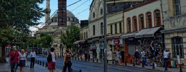 Площа чемберліташ в стамбулі, туреччина. Пам`ятки площі: колона, баня. Фото та відгуки туристів. »Карта мандрівника