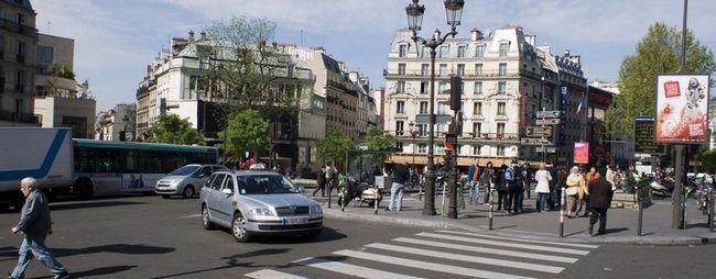 Площа Пігаль у Парижі, Франція