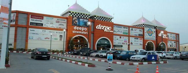 Торговий центр діпо / депо (deepo) в анталії, туреччина: відгуки, магазин, тц, аутлет »карта мандрівника