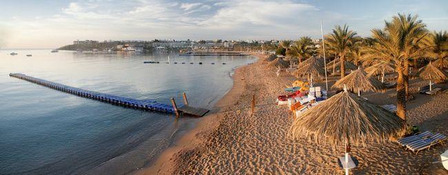 Кращі пляжі шарм-ель-шейха, єгипет: фото, з піщаним входом, на карті, відео та відгуки »карта мандрівника