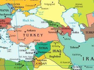Проблеми зовнішньої політики чекають туреччину в 2013 році