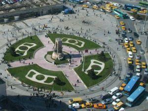 Площа таксим в стамбулі - юне серце древнього міста
