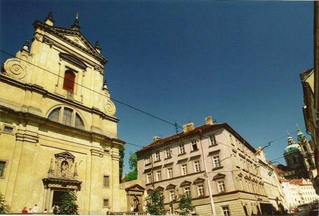 Церква Діви Марії Переможниці (Kostel Panny Marie V t zn )