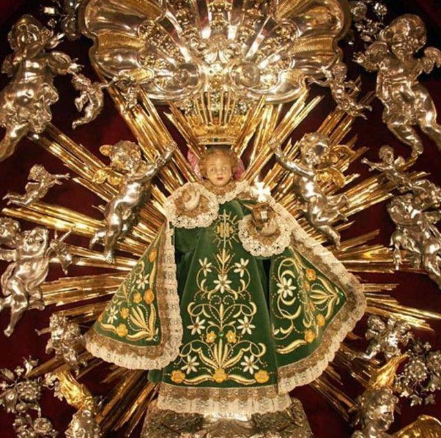 Воскове зображення немовляти Христа (Pra sk Jezul tko)