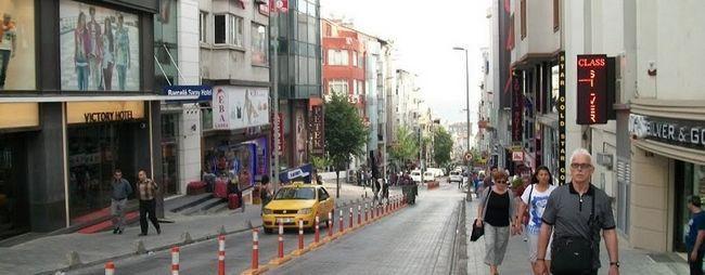 Район стамбул в стамбулі, туреччина. Готелі району. Аксарайський район на карті стамбула. Пам`ятки району (ринок, палац) на фото і відео. »Карта мандрівника