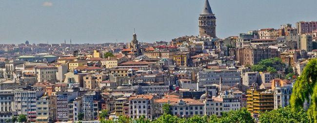 Район Бейоглу в Стамбулі, Туреччина