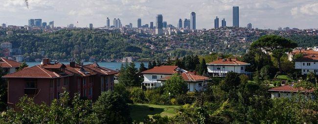 Район етілер в стамбул, туреччина: на карті, фото. »Карта мандрівника