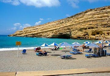 Піщано-гальковий пляж