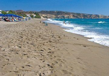 пляж Каламаки