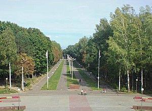 Реадовском парк в смоленську