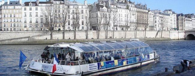 Річковий транспорт в парижі, франція. Види водного транспорту і ціни. Переваги і недоліки. Фото водного транспорту. »Карта мандрівника