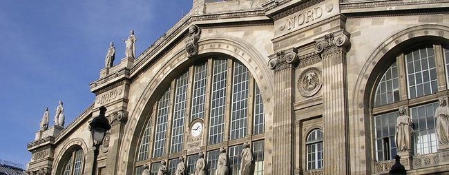 Північний вокзал в парижі, франція: адреса, номер телефону, сайт. Gare du nord на мапі парижа. Північний вокзал на фото. »Карта мандрівника