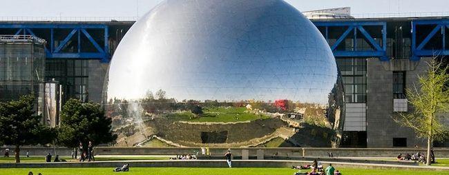 Сферичний кінотеатр жеод в парижі, франція. Ціна квитка. Фото la geode, а також відгуки про нього. »Карта мандрівника