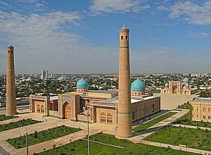 Ташкент: пам`ятки