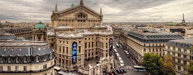 Театри парижа, франція. Театр опера, шатлі, одеон, шайо, бастилія, мулен руж, комеді франсез. »Карта мандрівника