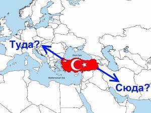 Туреччини необхідно переорієнтуватися з Європи на Азію